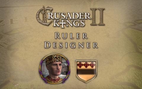Crusader Kings II: Ruler Designer (для ПК, цифровой ключ)
