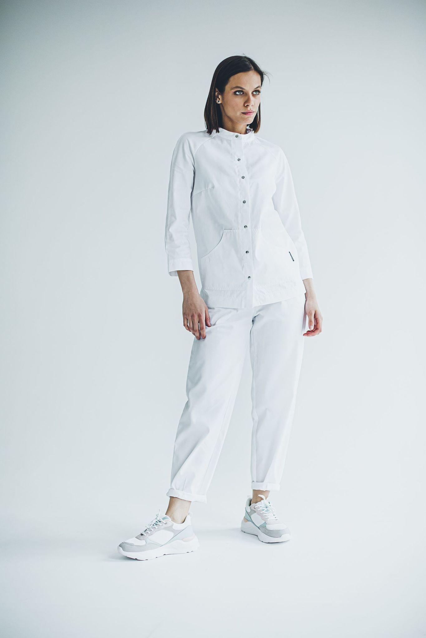 Блуза женская медицинская М297