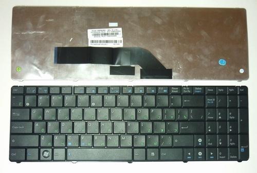 Клавиатура для ноутбука Asus K50AB K50AD K50AE K50AF K50C K50ID K50IE K50IJ K50IL K50IN K50IP K50ZE K60IJ K60IL K61 K70AB K70AC K70AD K70AF F90