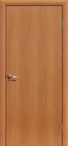 Дверь Сибирь Профиль ДПГ, цвет миланский орех, глухая