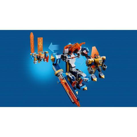 LEGO Nexo Knights: Решающая битва роботов 72004 — Tech Wizard Showdown — Лего Нексо Рыцари