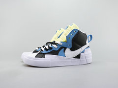 Sacai x Nike Blazer Mid 'Black/University Blue'