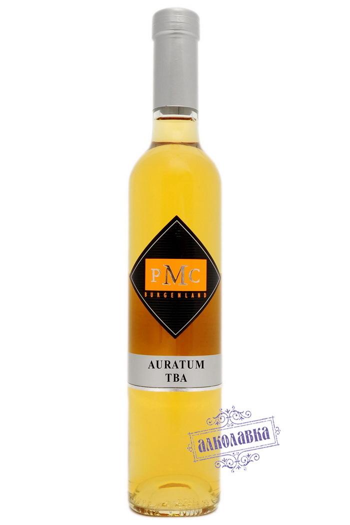 Вино Ауратум ТБА белое сладкое 0,375Л 9%