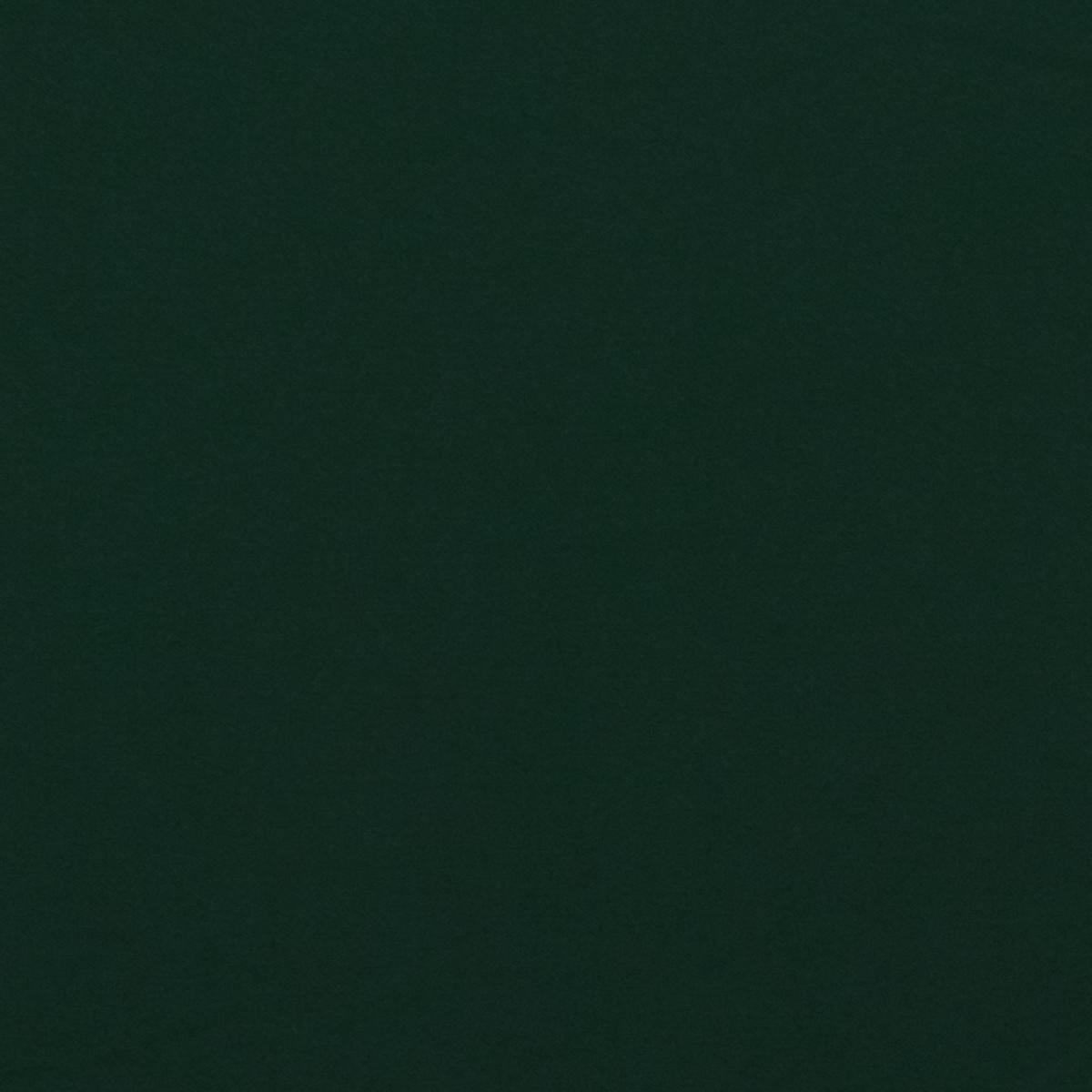 Креп полиэстеровый с эластаном тёмно-зелёного цвета