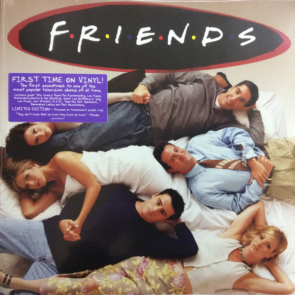 OST – Friends (Limited edition)