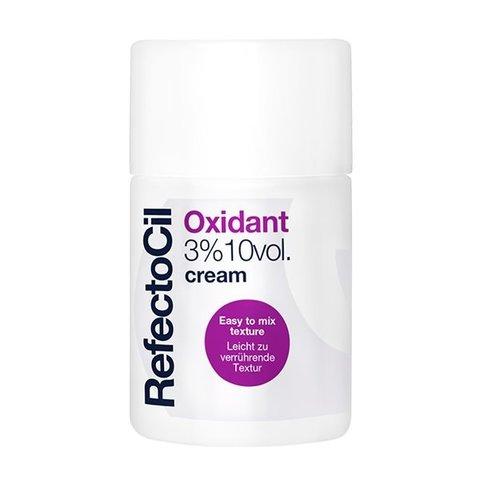 Refectocil Oxidant Crem - оксид кремовый 3% для ресниц и бровей, 100мл