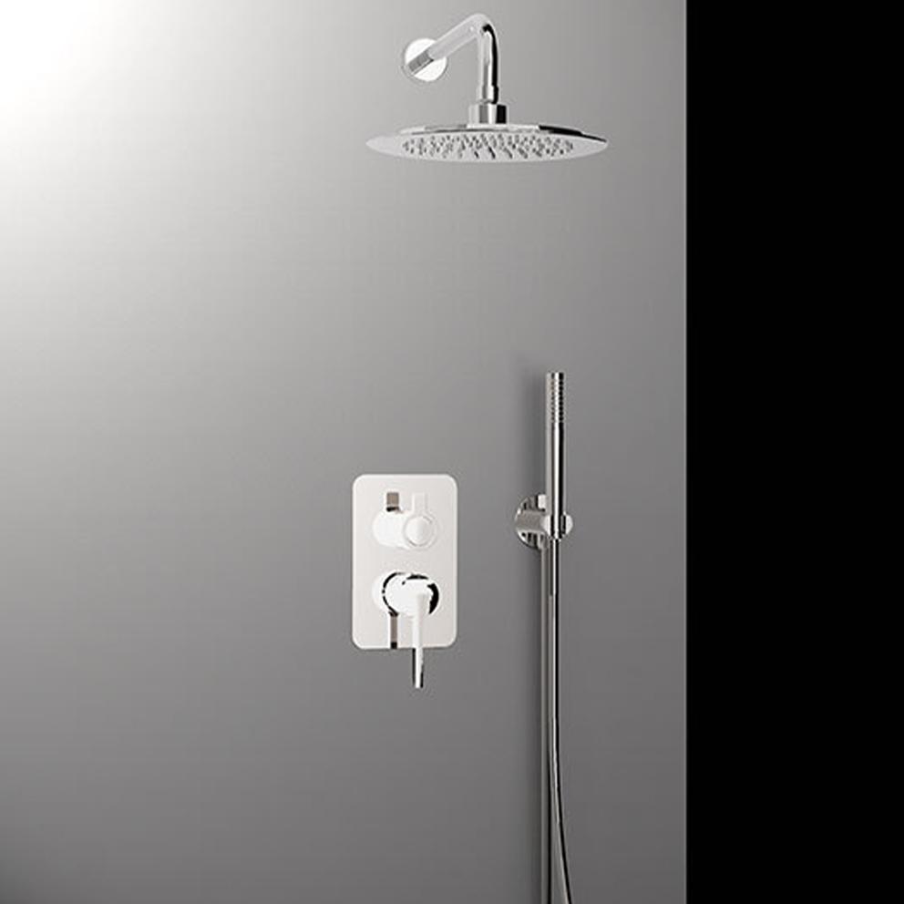 Встраиваемый смеситель для душа с душевым комплектом YPSILON K6615021 на 2 выхода