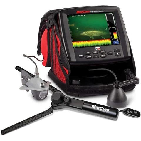 Подводная камера + Эхолот MarCum LX-9 Sonar