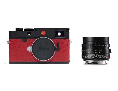 Leica M10 Amarano kit Summilux-M 35mm f/1.4 ASPH Black