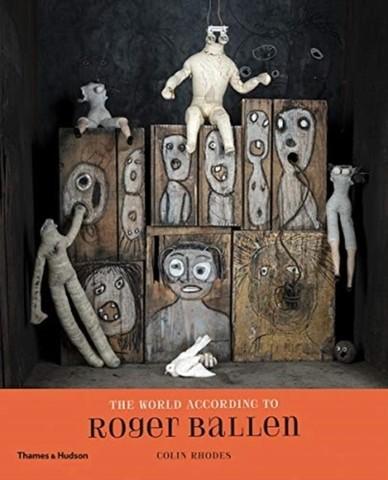 THAMES & HUDSON: The World According to Roger Ballen