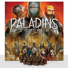 Набор реалистичных ресурсов для игры «Паладины Западного Королевства»