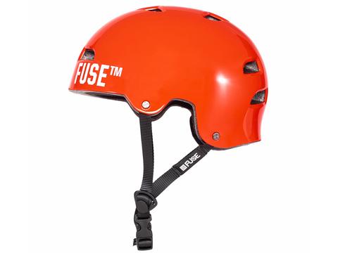Шлем Fuse Alpha оранжевый