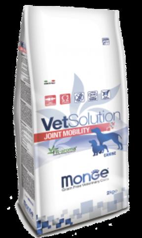 Monge VetSolution Dog Joint Mobility диета для собак  12 кг