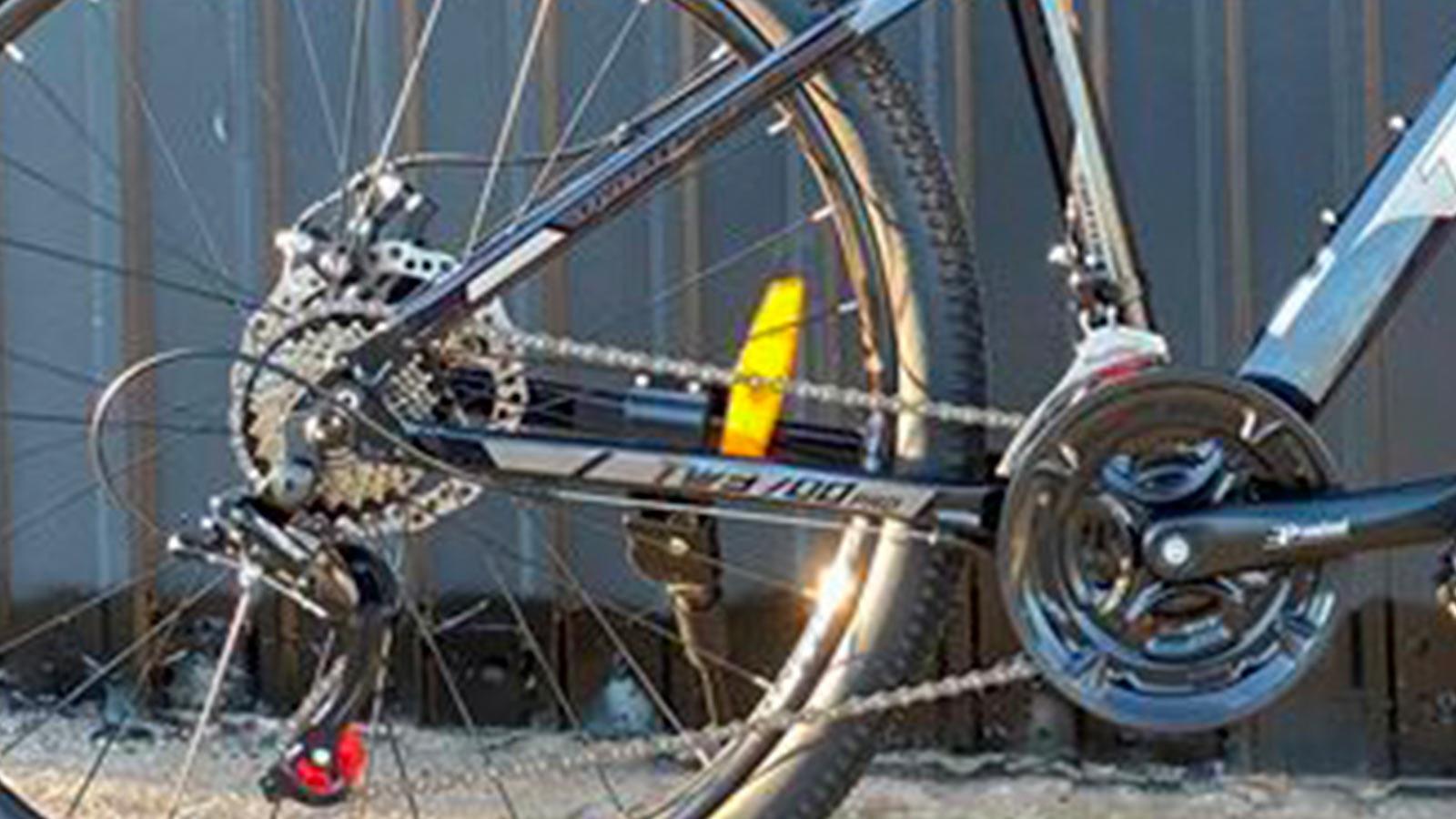 Звездочка велосипеда горного TWITTER TW3700