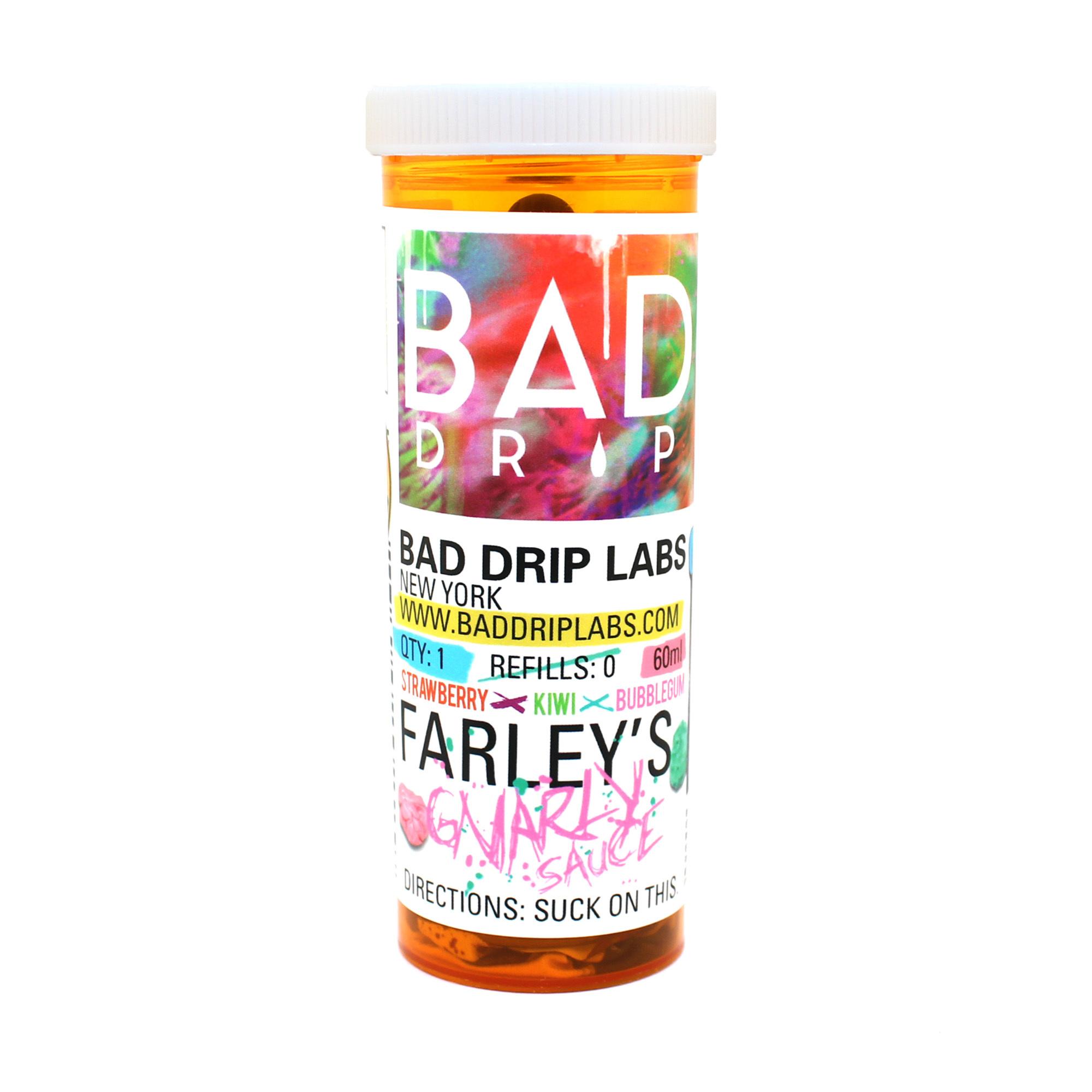 Жидкость Bad Drip Farley's Gnarly Sauce 60 мл