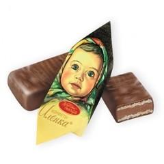 Конфеты шоколадные Красный Октябрь Аленка 1 кг