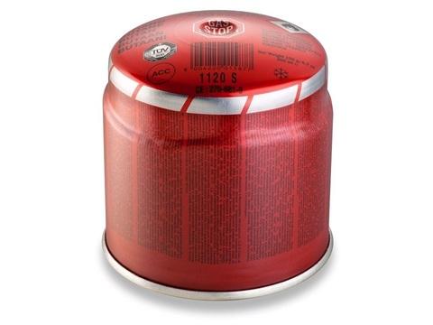 Баллон  с газом  KEMPER 1120 (прокал.бал, 360мл/190гр, 100% Бутан, темп 1200С)