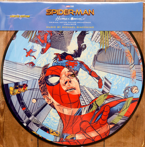OST – Spider-Man Homecoming