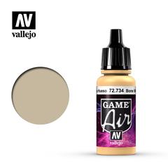 GAME AIR 734-17ML. BONE WHITE