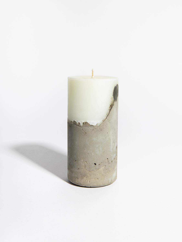 Свеча белая (средняя)