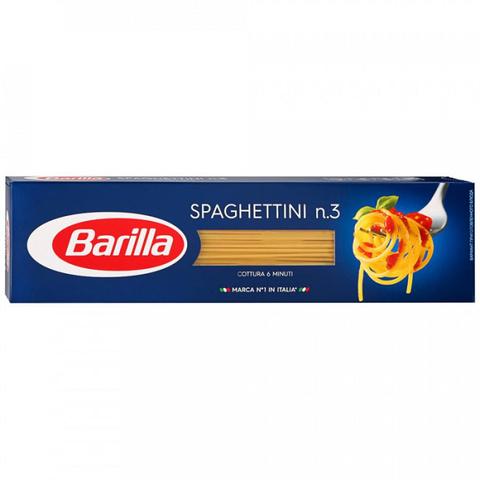 Макароны Макарон.изделия Barilla Спагеттини №3, 450г