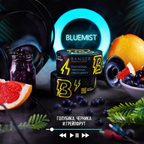 Табак Banger Bluemist (Голубика, Черника, Грейпфрут) 100г
