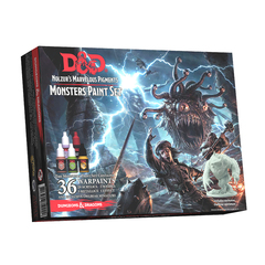 War Paints: D&D Monsters Paint Set