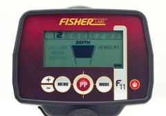 Металлоискатель Fisher F11-11DD