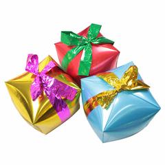 """Фигура куб  """"Подарок с бантом"""""""