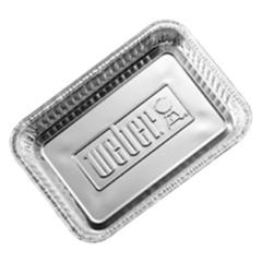 Алюминиевые поддоны Weber малые, 10 шт