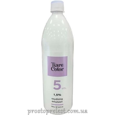 Tiarecolor Oxydizing Emulsion 5 Vol – Окислительная эмульсия 1,5%