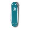 Нож-брелок Victorinox Classic SD Alox Colors, 58 мм, 5 функций,