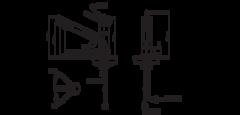 Схема Omoikiri Tonami-SA