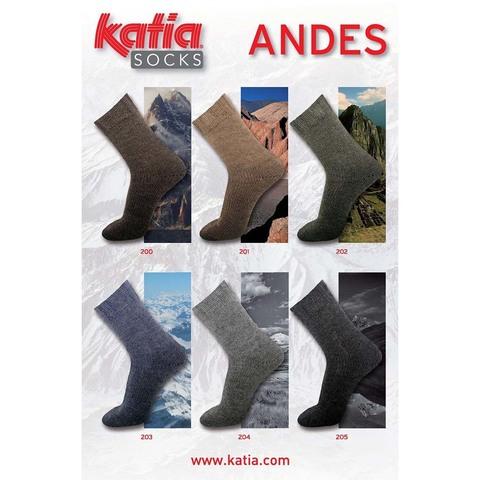 Katia Andes Socks - 200