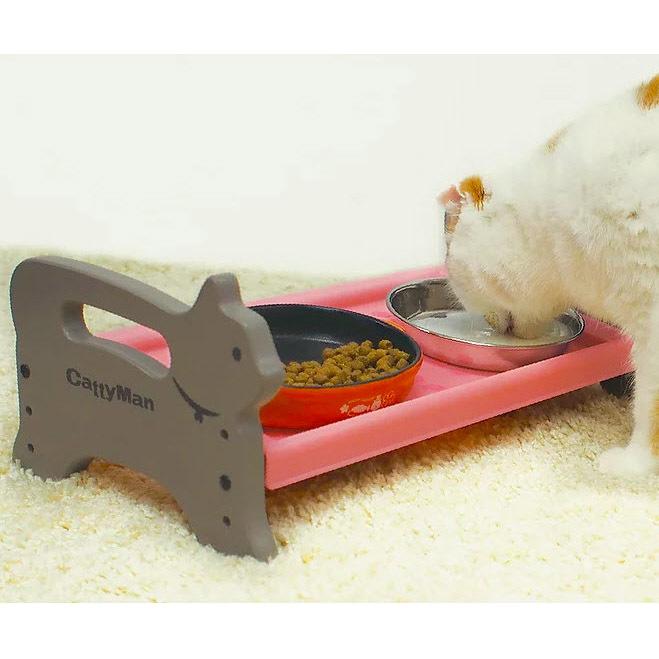 стол для мисок для кошек и собак