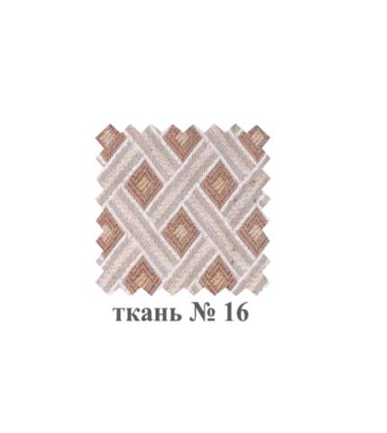 Стул М16 деревянный белый, ткань 16