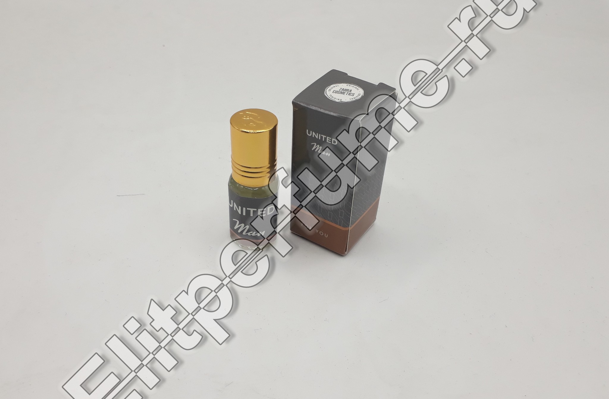 For You United Man 3 мл арабские масляные духи от Захра Zahra Perfumes