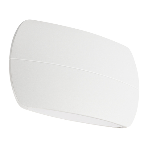 Светильник SP-Wall-200WH-Vase-12W Day White (ARL, IP54 Металл, 3 года)