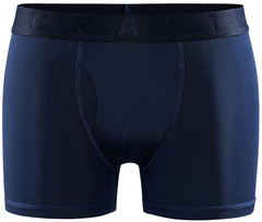 Трусы-боксеры Craft Core Dry Boxer 3 дюйма тёмно-синие мужские