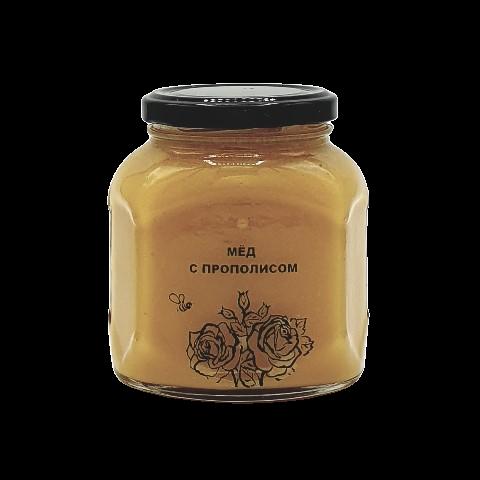 Мёд натуральный с Прополисом, 500 гр