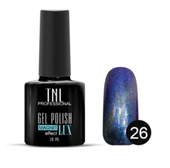 TNL, Гель-лак Magnet LUX №26 - искрящаяся ночная лилия, 10 мл