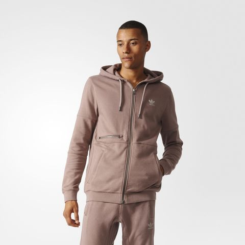 Худи мужская adidas ORIGINALS FZ HOODY