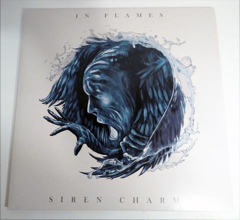 Виниловая пластинка In Flames. Siren Charms