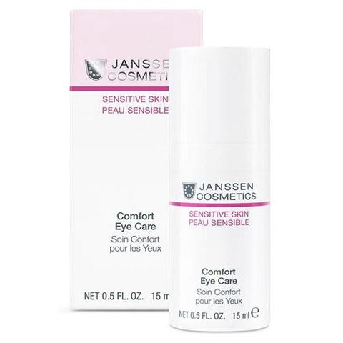 Janssen Sensitive Skin: Крем для  чувствительной кожи  вокруг глаз (Comfort Eye Care)