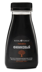 Пекмез, Royal Forest, Финиковый, 250 г