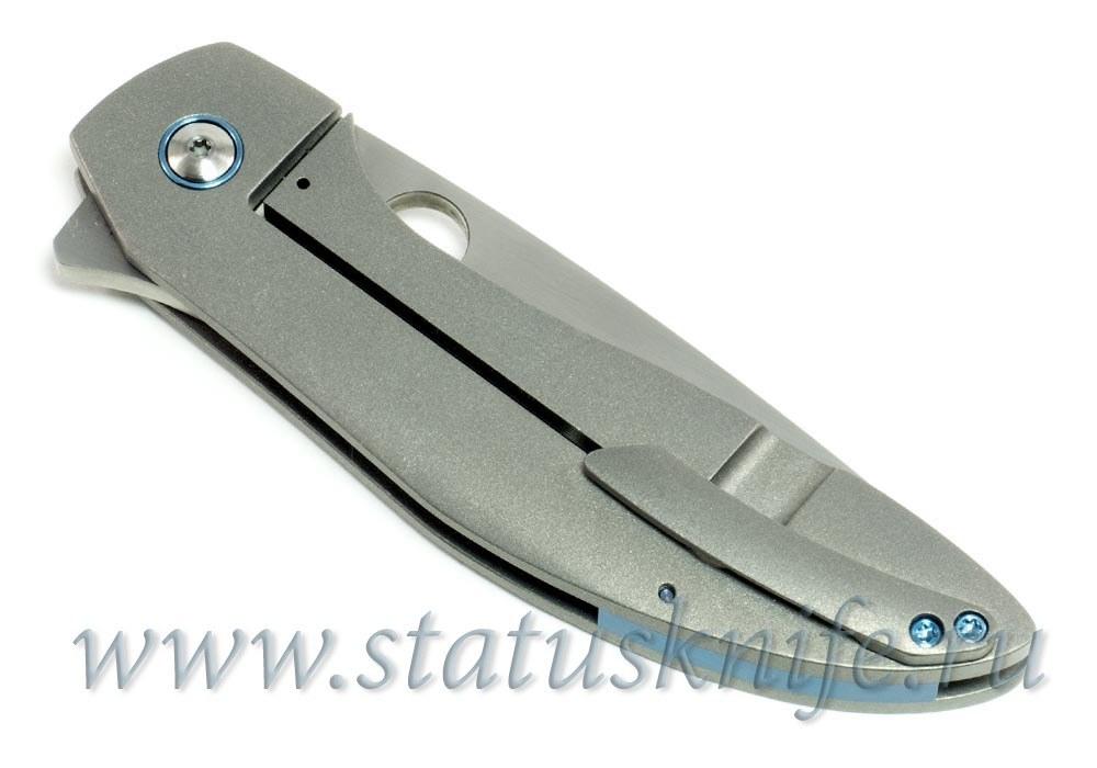 Нож Iceman flipper Simeon Custom Knives - фотография