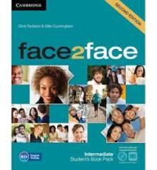 face2face (Second Edition) Intermediate Student's Book with DVD-ROM and Online Workbook Pack