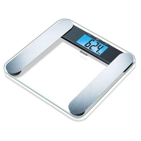 Весы напольные электронные Beurer (B-BF220) макс.180кг прозрачный
