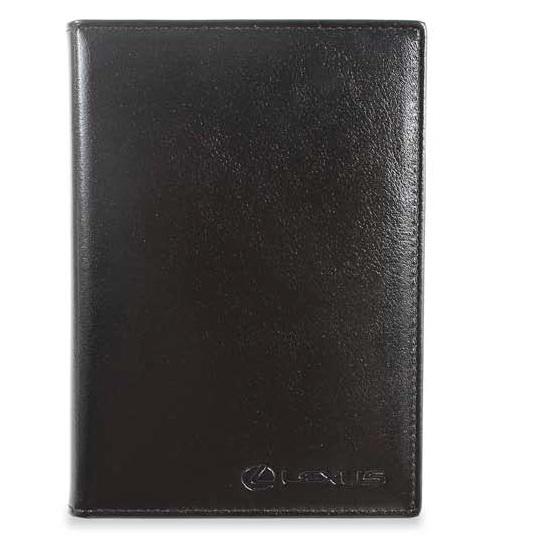 Обложка для автодокументов и паспорта Lexus