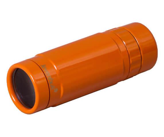 Монокуляр Levenhuk Rainbow 8x25 Sunny Orange - фото 1